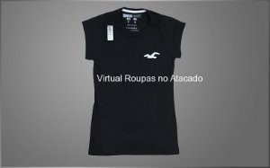 Camiseta Deluxe Feminina 10 Unidades