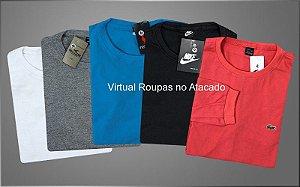 Camiseta Manga Longa 5 Peças