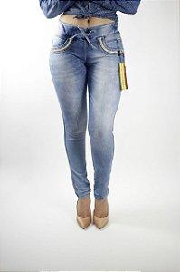 Calça Pit Bull Jeans Feminina Kit 4 Peças