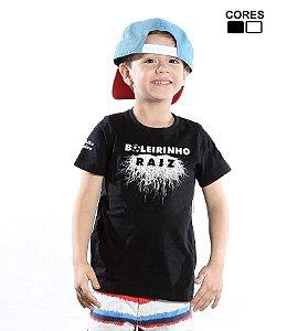 Camiseta Infantil - BOLEIRINHO RAIZ