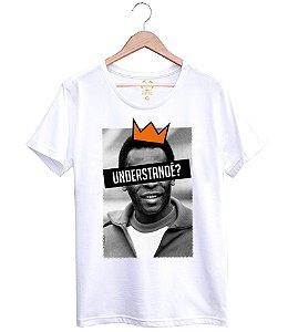 Camiseta Masculina Understande Estilo Boleiro