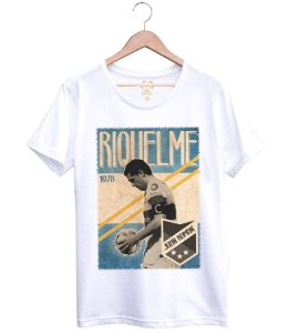 Camiseta Masculina Juan Roman Riquelme 1978