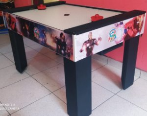 MESA DE AIR GAME ( MÉDIA ) / Hockey / Com Led