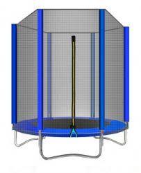 Cama Elástica 1,40m Azul
