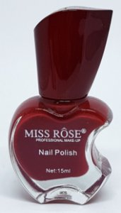 Esmalte cremoso 50 - Miss Rôse 13ml