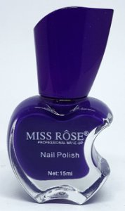 Esmalte Cremoso 18 - Miss Rôse 13ml