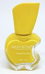 Esmalte Cremoso 10 - Miss Rôse 13ml