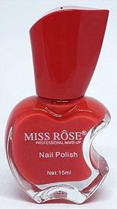 Esmalte Cremoso 56 - Miss Rôse 13ml