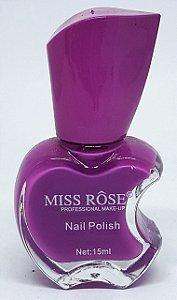 Esmalte Cremoso Miss Rôse - 16