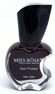 Esmalte Cremoso Miss Rôse - 63