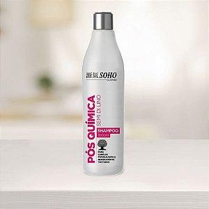Shampoo Profissional Soho Guenki Pós Química Semi Dilino 1l