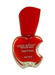 Esmalte Cremoso 23 - Miss Rôse 13ml