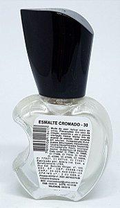 Esmalte Cromado 30 - Miss Rôse 13ml