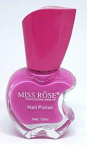 Esmalte Cremoso 14 - Miss Rôse 13ml