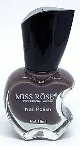 Esmalte Cremoso Miss Rôse - 61