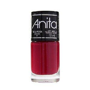 Esmalte Bela Rosa Anita 10ml