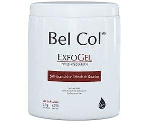ESFOLIANTE CORPORAL EXFOGEL BEL COL 1KG