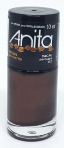 Esmalte Perolado  Anita Cacau 10ml