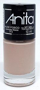 Esmalte Cremoso Anita Nude Fosco 10 ML