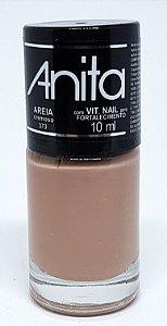 Esmalte Cremoso Anita Areia 10ml