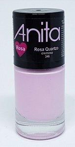Esmalte Cremoso Anita Rosa Quartzo 10ml