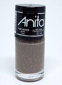 Esmalte Glíter Anita Pop Rock 10ml