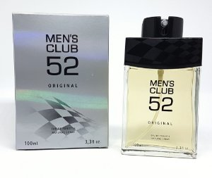 Perfume Masculino Men's Club 52 Original 100ml