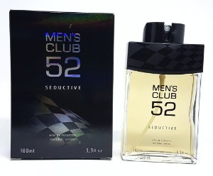 Perfume Masculino Men's Club 52 Seductive 100ML