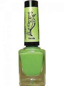 Esmalte para Carimbo La Femme Verde Cremoso 9ml