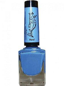 Esmalte para Carimbo La Femme Azul  9ml