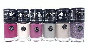 Nova Coleção de Esmaltes Hashtag Anita 10ml