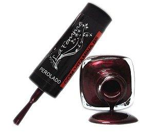 Esmalte Perolado La Femme Tulipa Vermelha 9ml