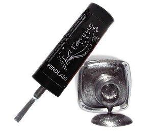 Esmalte Perolado La Femme Alumínio 9ml