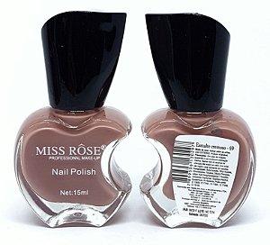 Esmalte Cremoso 69 - Miss Rôse 13ml - Lançamento