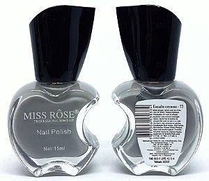Esmalte Cremoso 73 - Miss Rôse 13ml - Lançamento