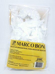 Protetor Descartável Para Bacia de Pedicure Marco Boni, 12 UN