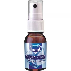 Pedra Hume Ideal em Spray 30ML