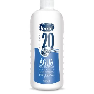 Água Oxigenada Cremosa Ideal OX Volume 20 900ml