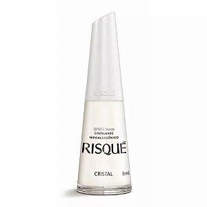 Esmalte Cintilante Risque Cristal 8ml