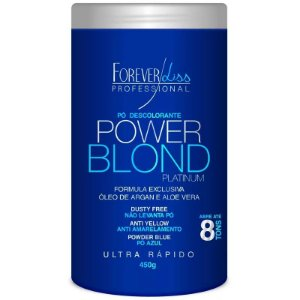Pó Descolorante Power Blond Platinum Forever Liss 450g