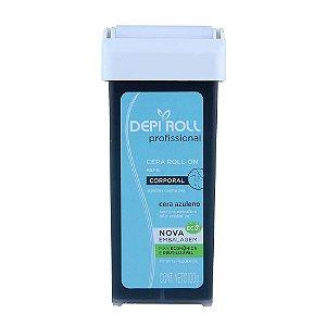 Cera Depilatória Refil Roll-on Depi Roll Azuleno 100g
