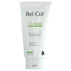 Máscara para Peles com Acne com Efeito Secativo Belmask Bel Col 200g