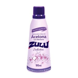 Removedor a Base de Acetona Zulu Seduction 90ml