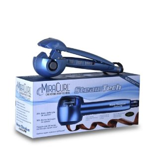 Cacheador Profissional Mira Curl Steam Tech BabyLiss Pro 110v