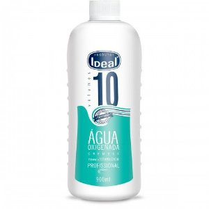 Água Oxigenada Cremosa Ideal OX Volume 10 900ml