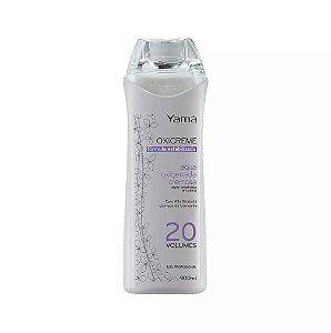 Água Oxigenada Cremosa Yamá OX 20 Volumes 900ml