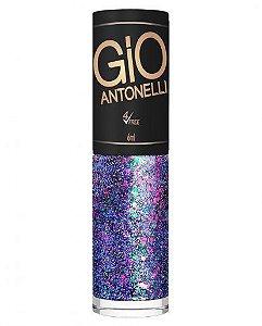 Esmalte Glitter Gio Antonelli Hits Abusada 6ml