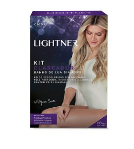Kit Clareador Banho de Lua Diamond Lightner Cless