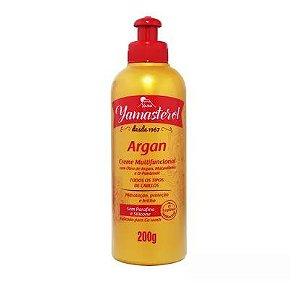 Creme Multifuncional Yamasterol Argan 200g