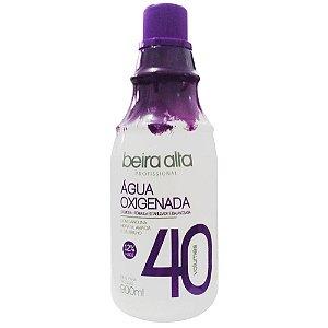 Água Oxigenada Cremosa 40 Volumes Beira Alta 900ml